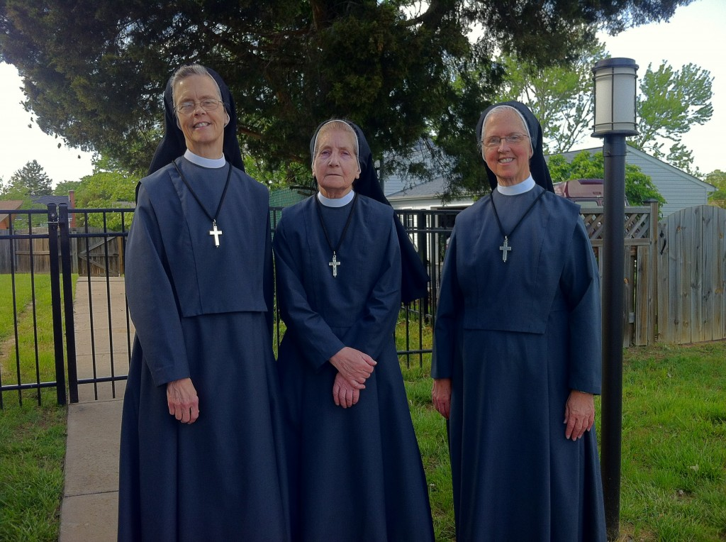 Our Oblate Sisters of St. Francis de Sales.