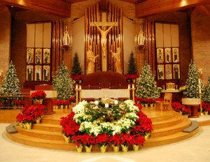 Pipe Organ, Christmas 2010