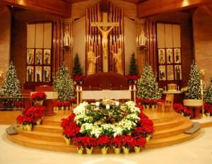 Pipe Organ, Christmas 2010
